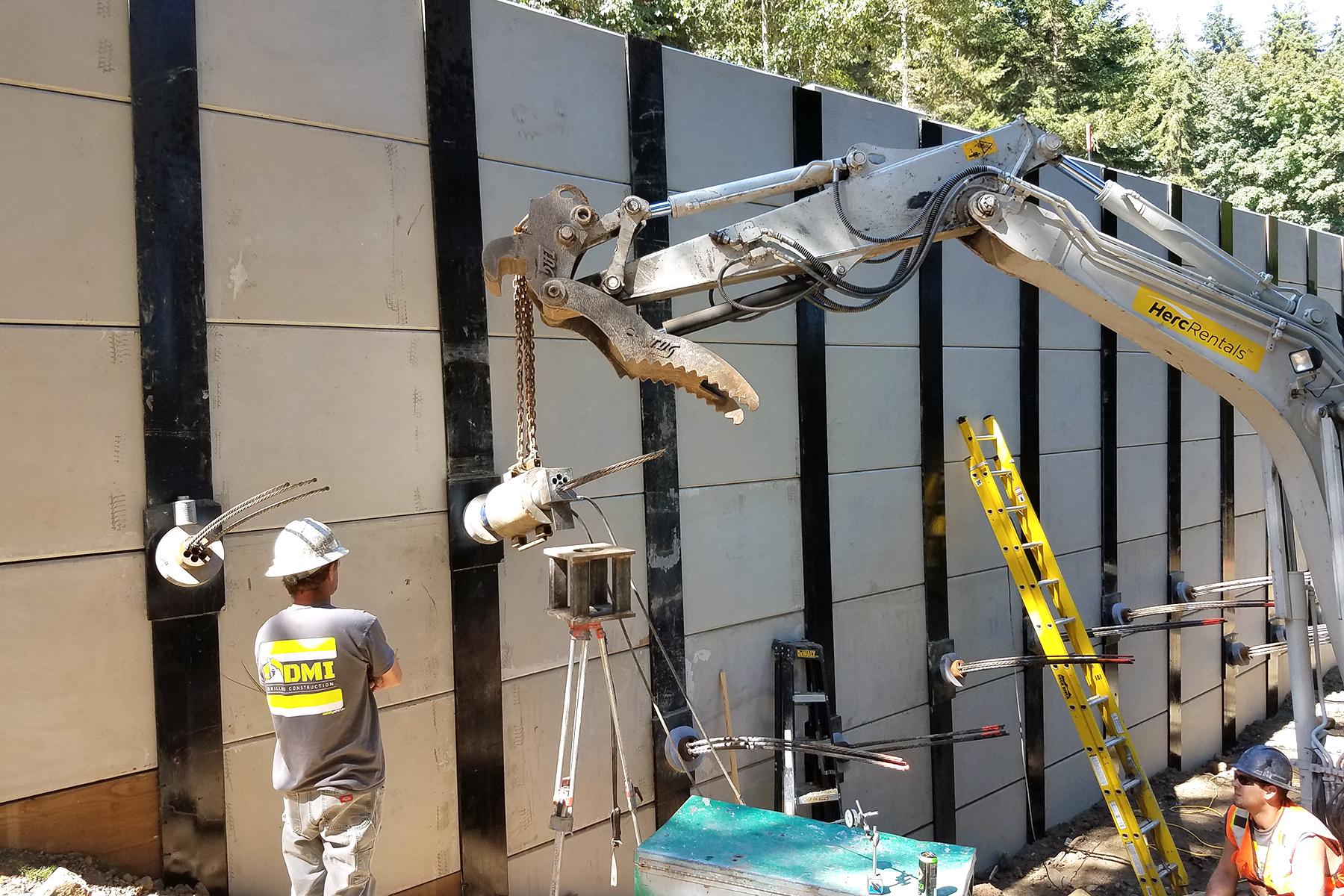 Shoring Installation