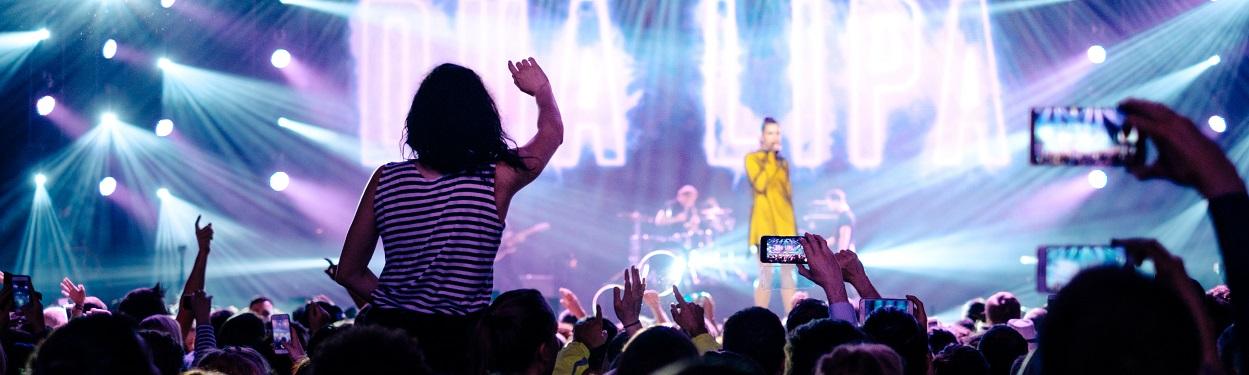 Live Show, entertainment noise study, noise control