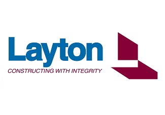 Layton Construction logo
