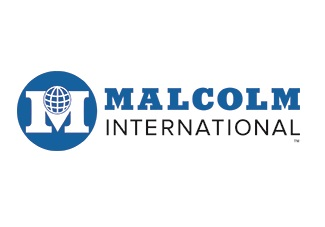 Malcolm International logo