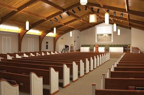 church acoustic 4