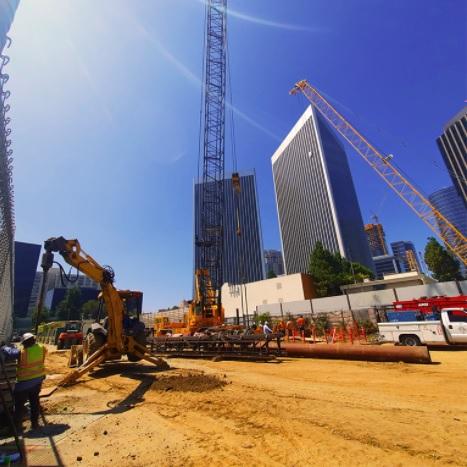 Construction Vibration Monitoring